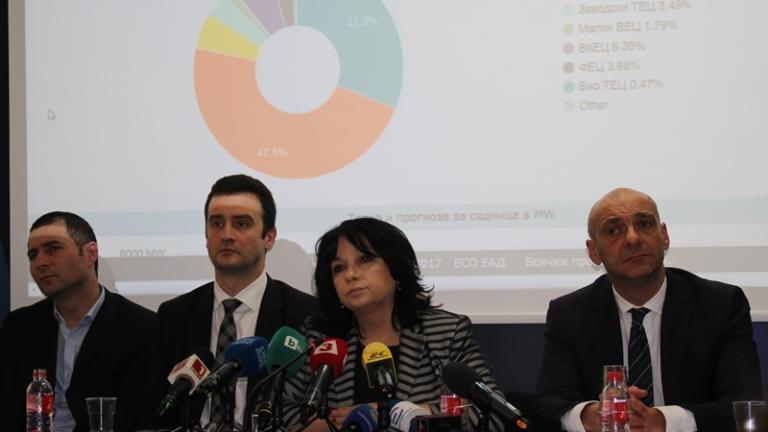 Няма да има режим на тока, уверява Теменужка Петкова