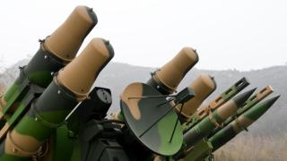 Китай провежда оръжейни тестове до Корейския полуостров