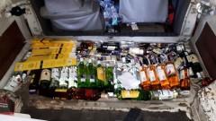Хванаха фалшив български алкохол в Турция
