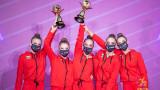 Стефани Кирякова: Искаме да променим представите за художествена гимнастика в света