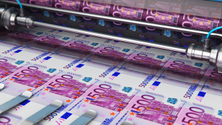 17 от 19 централни банки в еврозоната спряха емитирането на банкноти от €500