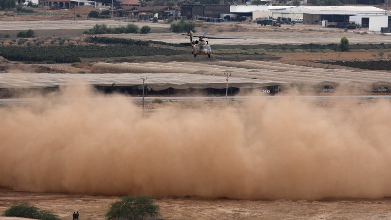 Премиерът на Израел Бенямин Нетаняху обеща да анексира