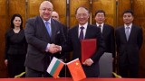 Кралев подписа споразумение за сътрудничество в областта на спорта с китайския министър Лиу Пън
