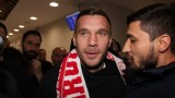 Лукас Подолски вече е футболист на Анталияспор
