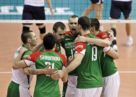 Волейболни национали ще се включат в турнира за Купата