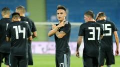 Мартинес се надява да получи шанс за изява в Интер