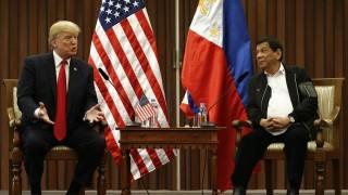 """Филипините привикаха посланика на САЩ да обясни за """"заплахата"""" Дутерте"""