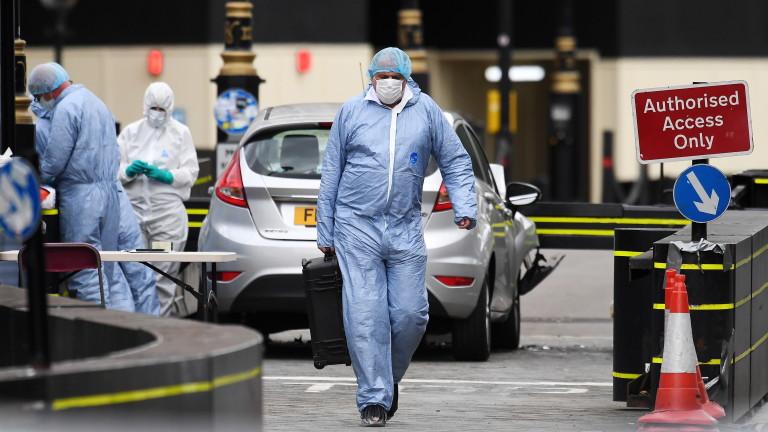 Извършителят на вчерашното нападение в британската столица Лондон се оказа