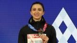Мария Ласицкене е лекоатлет №1 за зимния сезон