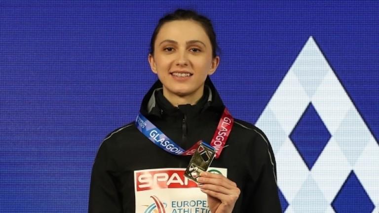 Руската състезателка във високия скок Мария Ласицкене е №1 сред
