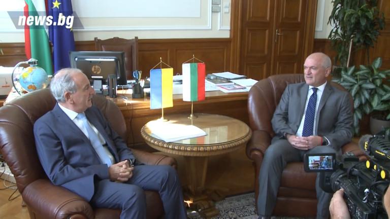 Балтаджи уверява, че българите в Украйна ще учат майчиния си език