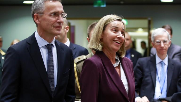 След Брекзит 80% от разходите за отбрана в НАТО ще са от нечленки на ЕС