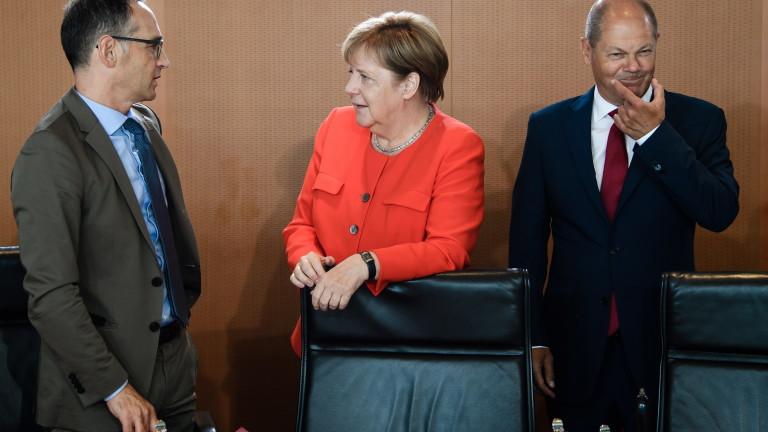 Правителството на Германия одобри проектозакон, който ще позволи въвеждане на