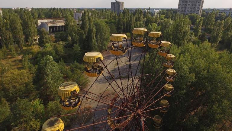 Как липсата на хора се отразява на природата в Чернобил