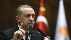 """Турция закопча над 300 души за """"терористична пропаганда"""" срещу офанзивата в Сирия"""