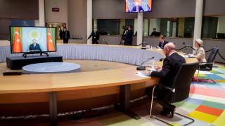 """Брюксел притиска Турция за """"постоянна деескалация"""""""