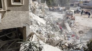 Армията на Асад бомбардира два града, сред убитите има деца