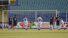 Славия - Дунав 2:0, Славчо Шоколаров удвои с удар отдалече