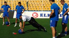 Хубчев наследява Балъков в Черноморец
