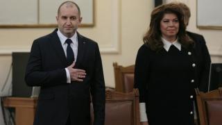 Румен Радев и Илияна Йотова положиха клетва