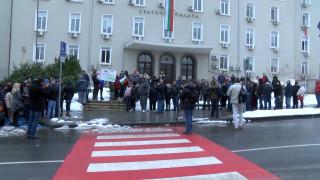 Протестите в защита на доктор Иван Димитров продължават