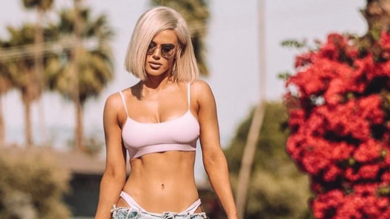 Колко секси е Лана