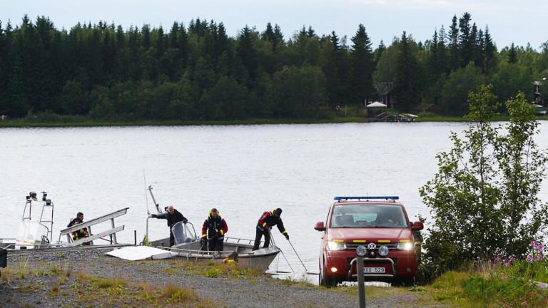 Девет души загинаха в Швеция, след като самолет за парашутни
