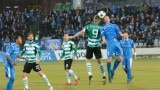 Решителен бараж за Лига Европа: Левски - Черно море 0:0