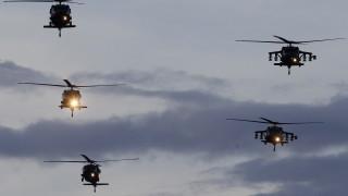 Филипините купуват американски хеликоптери