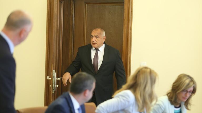 Заев посреща Борисов в Скопие