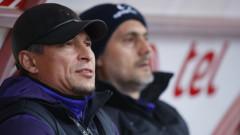 Краси Балъков: До първия гол бяхме равностойни