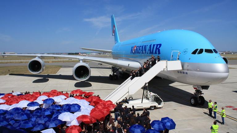 Снимка: Най-голямата авиокомпания в Южна Корея пуска полети до Балканите
