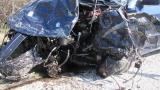 Дете и четирима възрастни загинаха на пътя край Луковит