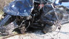 Бременна пострада при поредна катастрофа на пътя Русе – Бяла