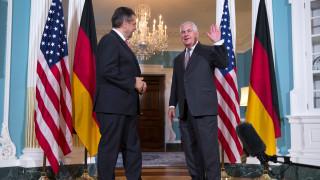 Зигмар Габриел: Сътрудничеството със САЩ е важно за общата ни сигурност