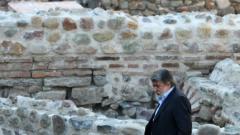 Другата година официално откриват античния музей при Ларгото