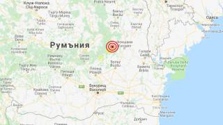Земетресение от 4 по Рихтер във Вранча