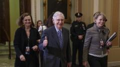 Рекордни харчове: Сенатът и Белият дом се споразумяха за инжектирането на $2 трилиона в икономиката