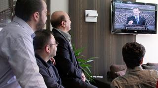 Безредици в Дамаск след речта на Асад