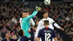 """Спектакъл на """"Бернабеу"""", слаби 120 секунди провалиха Реал (Мадрид) срещу ПСЖ"""