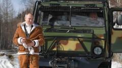 """Зюддойче цайтунг"": Путин и неговата пропаганда с овчия кожух"