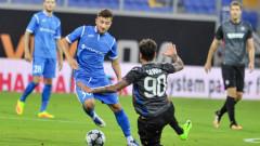 Нелуц Рошу от Левски: Искам в Динамо (Букурещ)