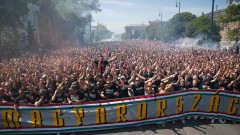 Мощна подкрепа за Унгария срещу европейския шампион