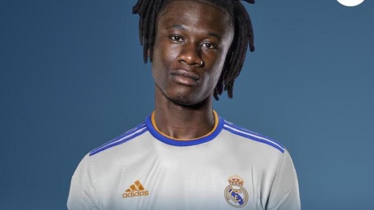 Официално: Едуардо Камавинга вече е футболист на Реал (Мадрид)