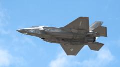 Пентагонът обяви цената на Ф-35 за следващите три години