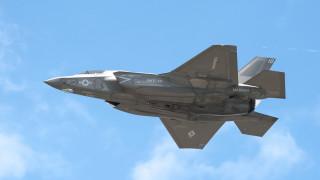 САЩ няма да приемат повече пилоти от Турция за обучение на Ф-35