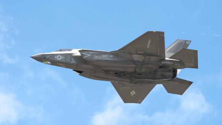 Закупените от Белгия американски изтребители Ф-35 опасни за екипажа