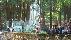 151 г. от гибелта на Хаджи Димитър и Стефан Караджа отбелязаха на Бузлуджа
