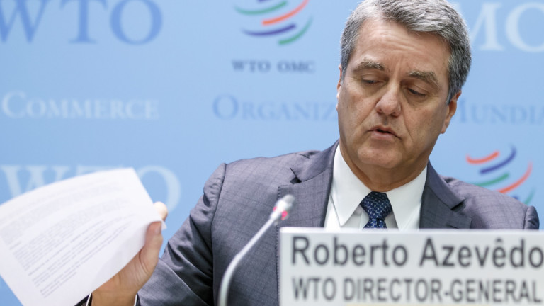 Световната търговия може да намалее с цели 32 процента през