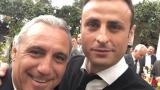 Бербатов: Очаквам ЦСКА да победи, Соу е отличен футболист!